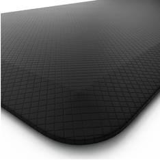 Työpistematto musta 51x76x1,9 cm - Tuolinalusmatot - 153228 - 1