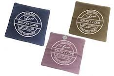 Tyynynpäällinen värillinen stamp lajitelma - Kodintekstiilit - 135138 - 1