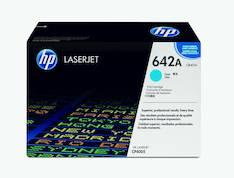 Värikasetti HP 642A CB401A laser - HP laservärikasetit ja rummut - 117768 - 1