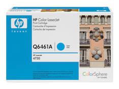 Värikasetti HP Q6461A laser - HP laservärikasetit ja rummut - 145378 - 1