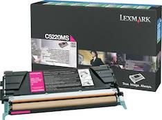 Värikasetti LEXMARK C5220MS laser - Lexmark laservärikasetit ja rummut - 118218 - 1