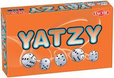 Yatzy (Scan) - Pelit Nelostuote - 105458 - 1