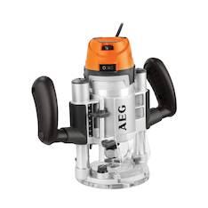 Yläjyrsin MF 1400 KE AEG - Brändi sähkötyökalut - 142518 - 1