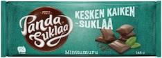Suklaalevy 145g PANDA - Makeiset - 149049 - 1