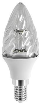 Airam led kynttilä kirkas kierre  3,0w e14 136 lm - Varalamput ja loisteputket - 139429 - 1