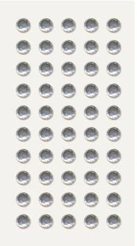 Circles timantti tarra-arkki, kirkas - Askartelutarvikkeet - 137249 - 1