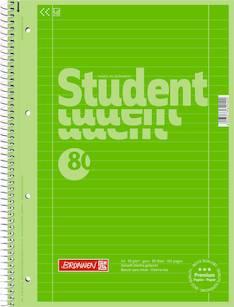 Luentolehtiö A4 Colourcode - Koululaistarvikkeet - 137209 - 1