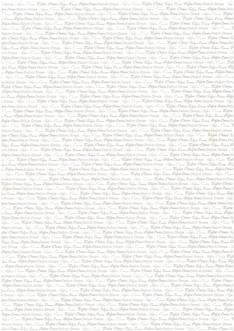 Design kartonki paljon onnea a4/5 - Askartelutarvikkeet - 136089 - 1