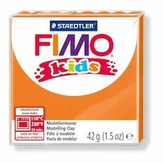 Fimo kids orange - Askartelutarvikkeet - 140769 - 1