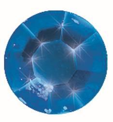 Gemstones tarra-arkki, 58 osaa, t.sininen - Askartelutarvikkeet - 137329 - 1