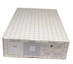 Hinnoittelukoneen etiketti 16x18 - Hinnoittelukoneen nauhat ja väritelat - 128439 - 1