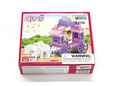 Insigna Cubes Dream Girls vaunut - Lelut - 145179 - 1