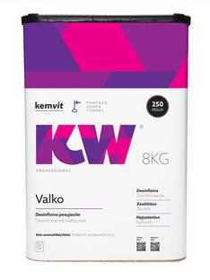 KW valko pyykinpesujauhe 8kg - Pesu- ja puhdistusaineet - 152769 - 1