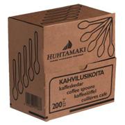 Kahvilusikka HUHTAMÄKI Econo - Kertakäyttöastiat - 117119 - 1