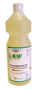 Kalkinpoisto 1L KW - Pesu- ja puhdistusaineet - 129579 - 1