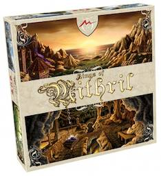 Kings of Mithril - Pelit Nelostuote - 123349 - 1
