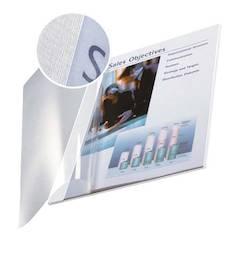 Kirjasidontakansi pehmeä 3,5mm LEITZ - Kirjasidontatarvikkeet - 118629 - 1