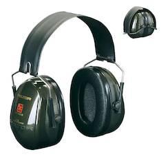 Kuulosuojaimet 3M Peltor H520A Optime 2 - Kuulosuojaimet - 140529 - 1