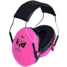 Kuulosuojaimet kupumalli 3M Peltor Kid - Kuulosuojaimet - 140349 - 1