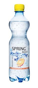Lähdevesi Spring Aqua hapotettu 0,5L - Mehut ja virvoitusjuomat - 130089 - 2
