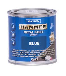 Maali hammer sileä 250ml - Maalaustarvikkeet - 136379 - 1