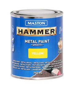 Maali hammer sileä 750ml - Maalaustarvikkeet - 136389 - 1