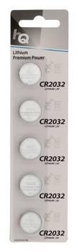 Paristo CR2032 HQ 3V Litium - Paristot - 154209 - 1