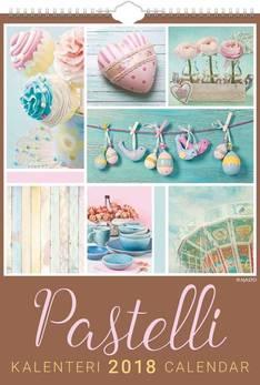 Pastelli - Ajasto kalenterit - 152649 - 1