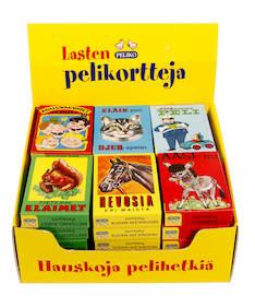 Pelikortti PELIKO Lasten lajitelma - Muut pelit - 107739 - 1