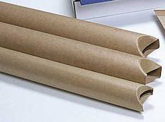Postitusputki 100x510mm,seinämä 1,5mm - Panderoll-pack ja postituskotelot - 120709 - 1