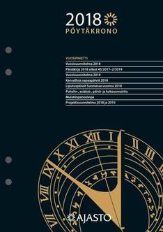 Pöytäkrono-vuosipaketti - Ajasto kalenterit - 152559 - 1