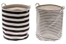 Pyykkikori Stripe 40x50cm - Muu säilyttäminen - 150249 - 1