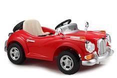 Sähköauto Vintage - Lelut - 142699 - 1