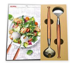 Salaattiottimet 28cm sapelea - Ruuanvalmistustarvikkeet - 148649 - 1