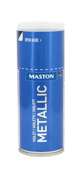 Spraymaali Metallic 150ml - Maalaustarvikkeet - 147779 - 1