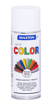 Spraymaali color 400ml - Maalaustarvikkeet - 136259 - 1