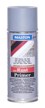 Spraymaali rust-primer 400ml - Maalaustarvikkeet - 136289 - 1
