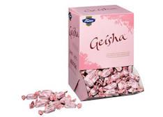 Suklaakonvehti GEISHA 3kg - Makeiset - 122449 - 1