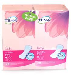 Tena lady 2x28kpl Ultra Mini DUO - Muut kauneustarvikkeet - 150859 - 1