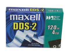 Tietokasetti SONY 4.0GB/120min - Tietokasetit /(tallentaminen ja puhdista - 100019 - 1
