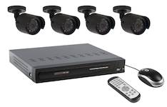 Turvakamerasarja Valueline SVL-SETDVR40 - Muut koneet ja esityslaitteet - 144969 - 1