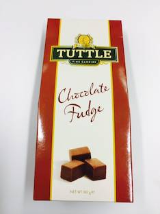Tuttle Fudge 180g - Makeiset - 144999 - 1