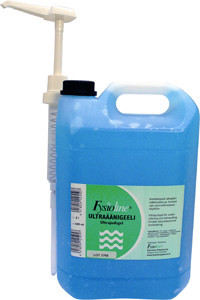Ultraäänigeeli Fysioline 5L - Kosteusrasvat ja käsihuuhteet - 145569 - 1