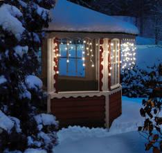 Valosarja jääpuikko 6,8m 140led AIRAM - Jouluun valot,koristeet,tekstiilit - 149809 - 1