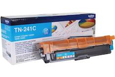 Värikasetti BROTHER TN-241C laser - Brother laservärikasetit ja rummut - 147939 - 1