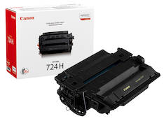 Värikasetti CANON 724H laser - Canon laservärikasetit - 126379 - 1