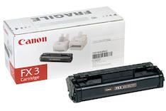 Värikasetti CANON FX-3 laser - Canon laservärikasetit - 100829 - 1