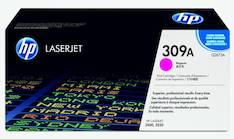 Värikasetti HP 309A Q2673A laser - HP laservärikasetit ja rummut - 112429 - 1