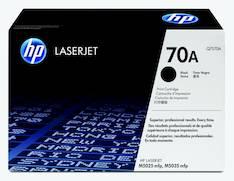 Värikasetti HP 70A Q7570A laser - HP laservärikasetit ja rummut - 120769 - 1