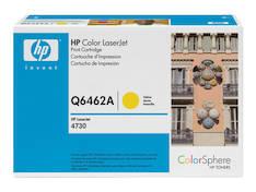 Värikasetti HP Q6462A laser - HP laservärikasetit ja rummut - 145379 - 1